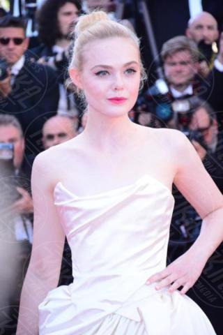 Elle Fanning - Cannes - 17-05-2017 - Cannes 2017, le immagini della prima giornata