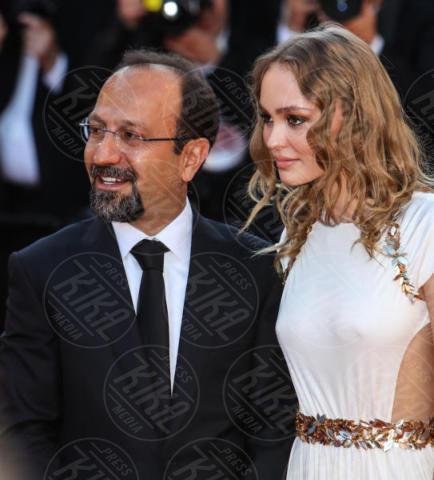 Lily-Rose Depp, Asghar Farhadi - Cannes - 17-05-2017 - Cannes 2017, le immagini della prima giornata