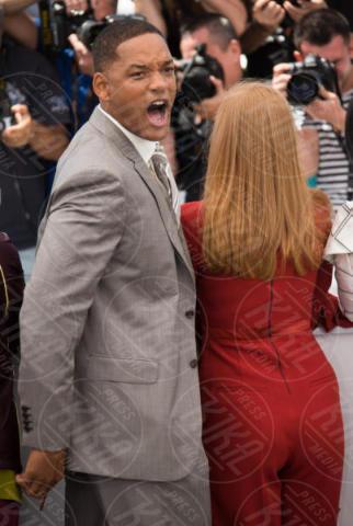 Jessica Chastain, Will Smith - Cannes - 17-05-2017 - Cannes 2017, le immagini della prima giornata