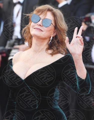 Susan Sarandon - Cannes - 17-05-2017 - Cannes 2017, le immagini della prima giornata