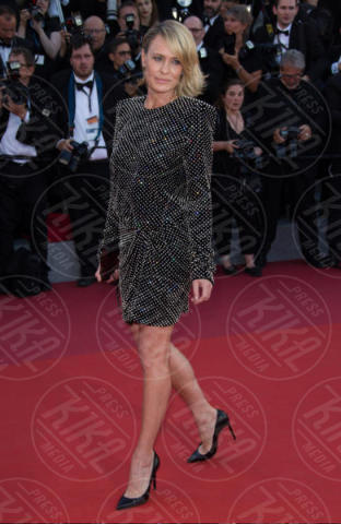 Robin Wright - Cannes - 17-05-2017 - Cannes 2017: gli stilisti sul primo red carpet