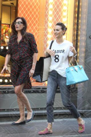 Alena Seredova - Milano - 17-05-2017 - Alena Seredova, professione personal shopper