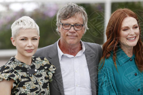 Todd Haynes, Michelle Williams, Julianne Moore - Cannes - 19-05-2017 - Cannes 2017: Michelle Williams brilla per Wonderstucks