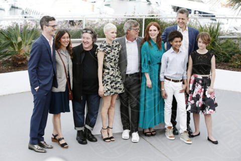 Millecent Simmonds, Jeden Michael, John Sloss, Christine Vachon, Todd Haynes, Michelle Williams - Cannes - 19-05-2017 - Cannes 2017: Michelle Williams brilla per Wonderstucks