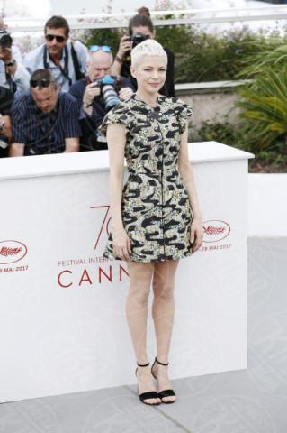 Michelle Williams - Cannes - 19-05-2017 - Cannes 2017: Michelle Williams brilla per Wonderstucks