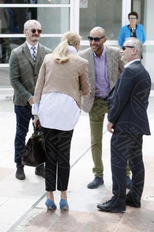 Karel Och, Mohamed Diab, Uma Thurman - Cannes - 18-05-2017 - Cannes 2017: ecco la giuria della sezione Un certain Regard