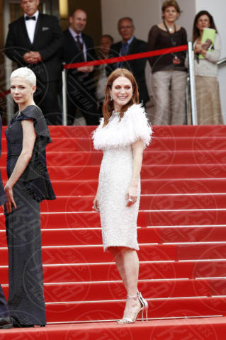 Julianne Moore - Cannes - 18-05-2017 - Cannes 2017: Michelle Williams e Julianne Moore per Wonderstruck