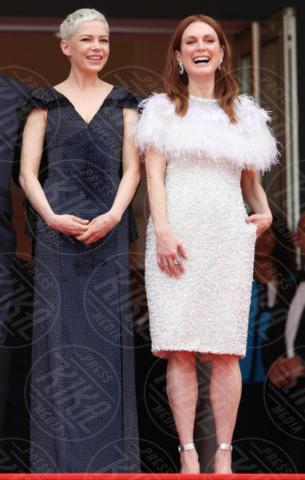 Michelle Williams, Julianne Moore - Londra - 18-05-2017 - Cannes 2017, le immagini della seconda giornata