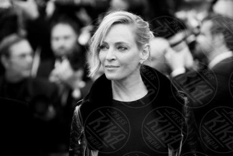 Uma Thurman - Cannes - 18-05-2017 - Cannes  2017, il seno nudo di Emily Ratajkowski incanta i fan