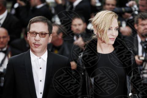 Reda Kateb, Uma Thurman - Cannes - 18-05-2017 - Cannes  2017, il seno nudo di Emily Ratajkowski incanta i fan