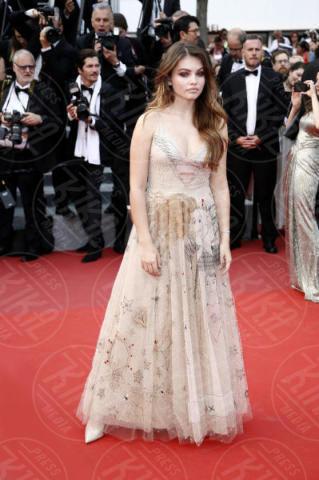 Thylane Blondeau - Cannes - 18-05-2017 - Chi lo indossa meglio? Nicole Kidman e Thylane Blondeau