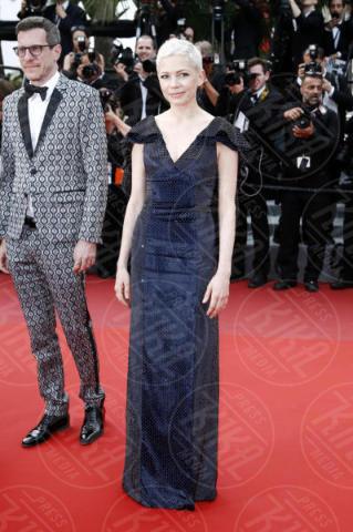 Michelle Williams - Cannes - 18-05-2017 - Cannes 2017: Michelle Williams e Julianne Moore per Wonderstruck