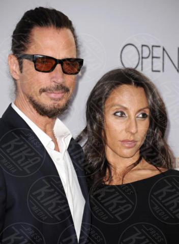 Vicky Karayiannis, Chris Cornell - Hollywood - 12-04-2017 - È morto Chris Cornell, la voce dei Soundgarden