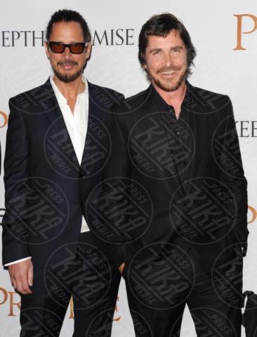 Chris Cornell, Christian Bale - Hollywood - 12-04-2017 - È morto Chris Cornell, la voce dei Soundgarden