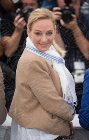 Uma Thurman - Cannes - 18-05-2017 - Cannes 2017, le immagini della seconda giornata