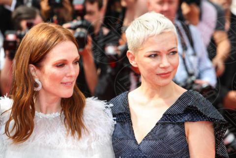 Michelle Williams, Julianne Moore - Cannes - 18-05-2017 - Cannes 2017, le immagini della seconda giornata