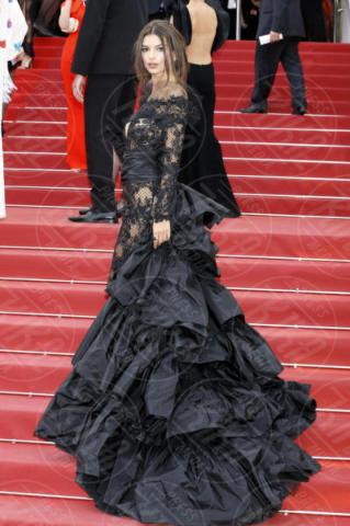 Emily Ratajkowski - Cannes - 18-05-2017 - Cannes 2017, le immagini della seconda giornata