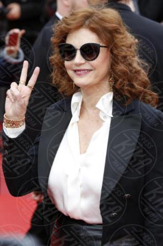 Susan Sarandon - Cannes - 18-05-2017 - Cannes 2017, le immagini della seconda giornata