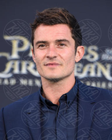 Orlando Bloom - Hollywood - 18-05-2017 - Sparrow is back! A Hollywood la prima de I Pirati dei Caraibi 5