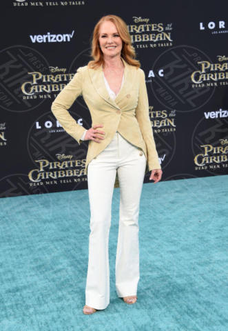 Marg Helgenberger - Hollywood - 18-05-2017 - Sparrow is back! A Hollywood la prima de I Pirati dei Caraibi 5