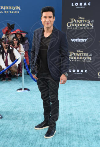 Mario Lopez - Hollywood - 18-05-2017 - Sparrow is back! A Hollywood la prima de I Pirati dei Caraibi 5