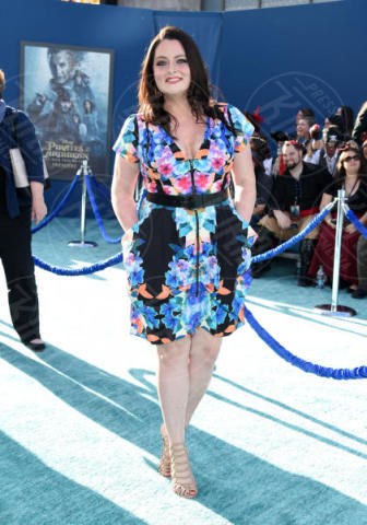 Lauren Ash - Hollywood - 18-05-2017 - Sparrow is back! A Hollywood la prima de I Pirati dei Caraibi 5