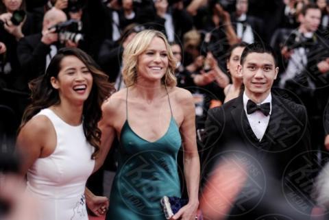 Robin Wright - Cannes - 18-05-2017 - L'addio (inquietante) di Robin Wright ad House of Cards