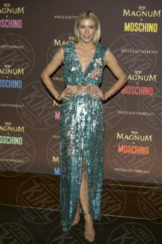 Lina Gercke - Cannes - 18-05-2017 - Cannes 2017: Cara Delevingne star del party Magnum X Moschino