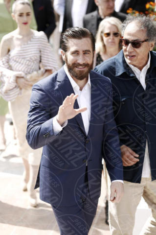 Jake Gyllenhaal - Cannes - 19-05-2017 - Cannes 2017: Tilda Swinton e Lily Collins al photocall di Okja