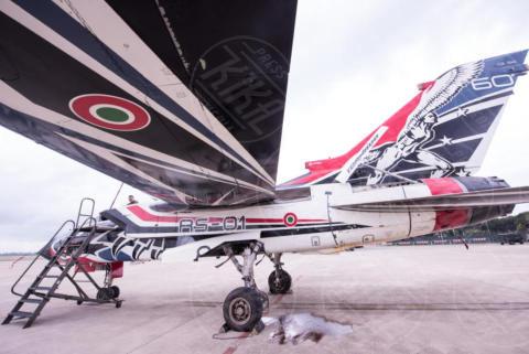 Frecce Tricolore - Pisa - 19-05-2017 - Le Frecce Tricolore atterrano a Pisa