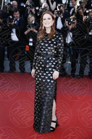 Julianne Moore - Cannes - 19-05-2017 - Cannes 2017: è Rihanna la più sexy di tutte