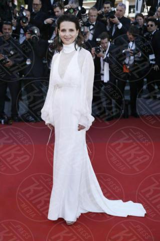 Juliette Binoche - Cannes - 19-05-2017 - Cannes 2017: è Rihanna la più sexy di tutte