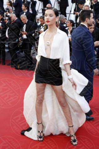 Amanda Steele - Cannes - 19-05-2017 - Cannes 2017, le immagini della terza giornata