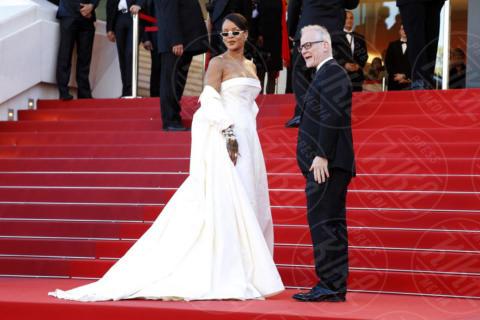 Thierry Frémaux, Rihanna - Cannes - 19-05-2017 - Cannes 2017, le immagini della terza giornata