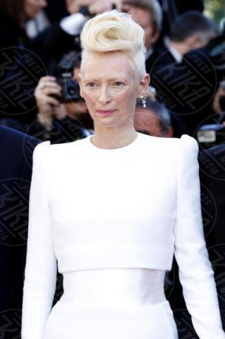 Tilda Swinton - Cannes - 19-05-2017 - Cannes 2017, le immagini della terza giornata