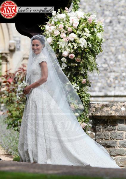Pippa Middleton - Englefield - 20-05-2017 - Bianca Balti sposa in D&G: è suo l'abito più bello dell'anno?