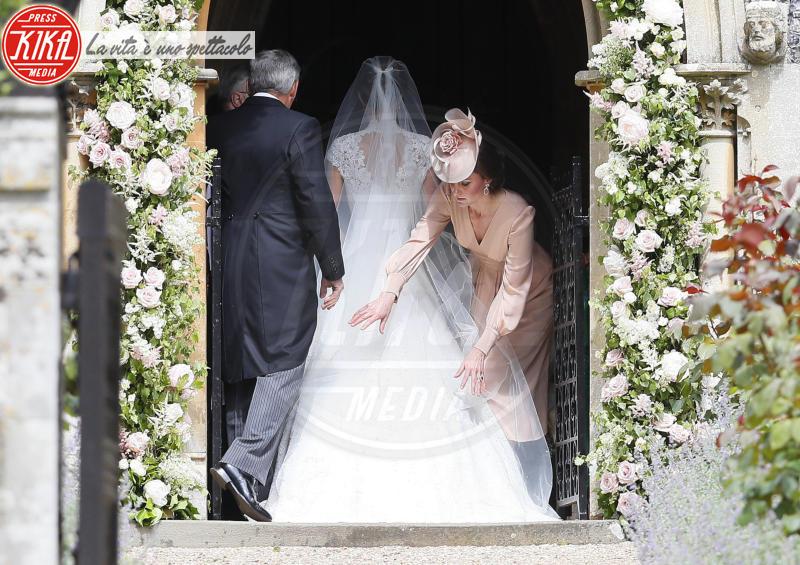 Kate Middleton, Pippa Middleton - Englefield - 20-05-2017 - Pippa Middleton si sposa: le foto della cerimonia