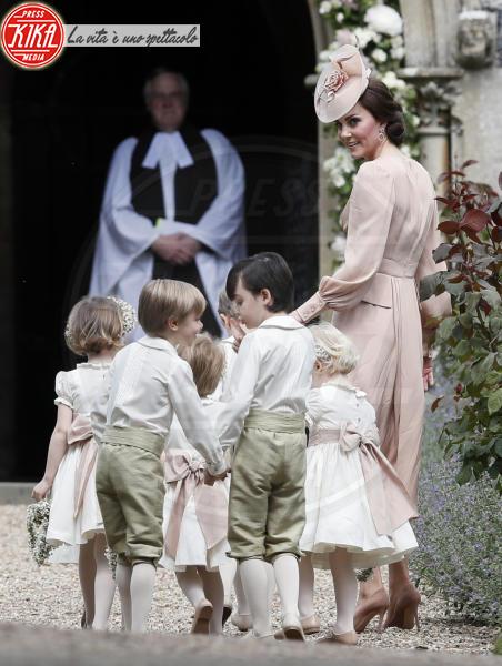 Principe George, Kate Middleton - Englefield - 20-05-2017 - Pippa Middleton si sposa: le foto della cerimonia