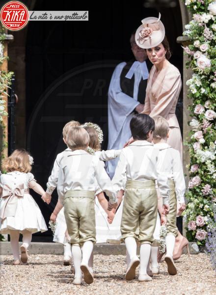Principessa Charlotte Elizabeth Diana, Principe George, Kate Middleton - Englefield - 20-05-2017 - Principino George: le sette foto che lo hanno resto una star