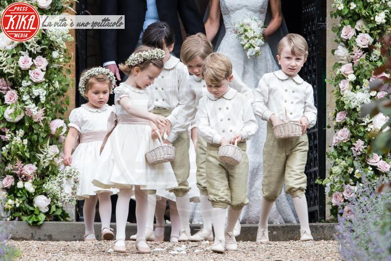 Prince George - Englefield - 20-05-2017 - Pippa Middleton si sposa: le foto della cerimonia