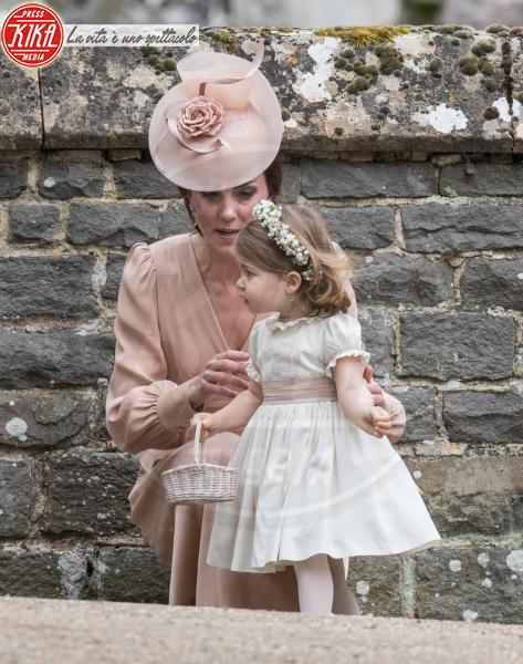 Principessa Charlotte Elizabeth Diana, Kate Middleton - Englefield - 20-05-2017 - Pippa Middleton si sposa: le foto della cerimonia
