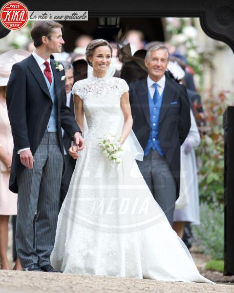 James Matthews, Pippa Middleton - Englefield - 20-05-2017 - Bianca Balti sposa in D&G: è suo l'abito più bello dell'anno?