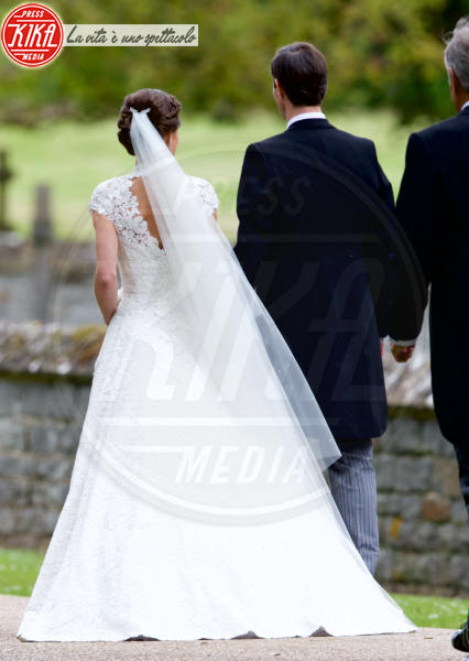 James Matthews, Pippa Middleton - Englefield - 20-05-2017 - Pippa Middleton si sposa: le foto della cerimonia