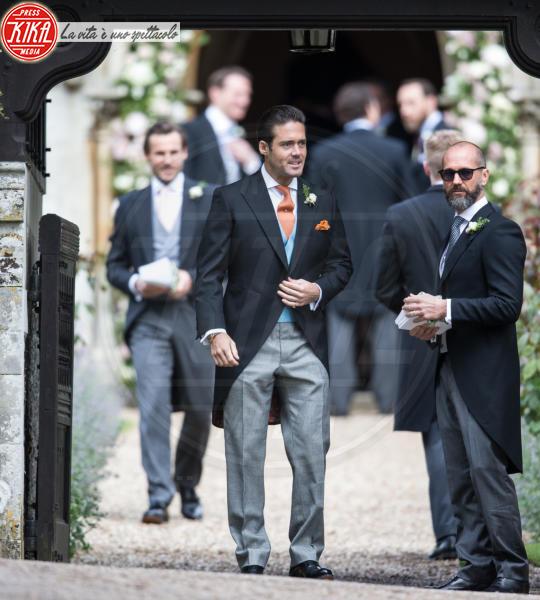 Spencer Matthews - Englefield - 20-05-2017 - Pippa Middleton si sposa: le foto della cerimonia