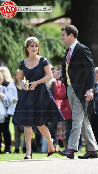 Principessa Eugenia di York - Englefield - 20-05-2017 - Pippa Middleton si sposa: le foto della cerimonia