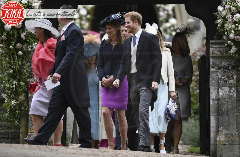 Principe Harry - Englefield - 20-05-2017 - Pippa Middleton si sposa: le foto della cerimonia