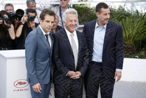 Noah Baumbach, Ben Stiller, Adam Sandler, Dustin Hoffman - Cannes - 21-05-2017 - Cannes 2017: è il momento di Meyerowitz Story e Netflix