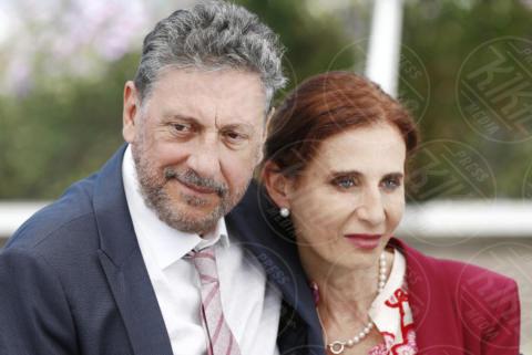 Margaret Mazzantini, Sergio Castellitto - Cannes - 21-05-2017 - Cannes 2017: l'Italia si presenta con Fortunata di Castellitto