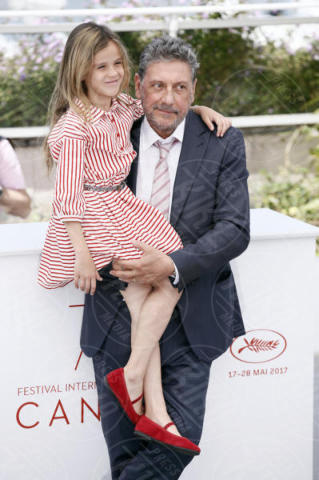 Nicole Centanni, Sergio Castellitto - Cannes - 21-05-2017 - Cannes 2017: l'Italia si presenta con Fortunata di Castellitto
