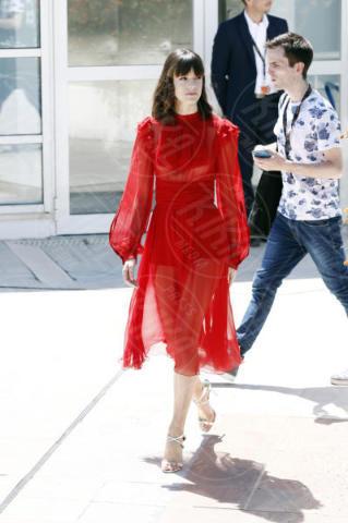 Stacy Martin - Cannes - 21-05-2017 - Cannes 2017: Hazanavicius racconta Godard con Le Redoutable